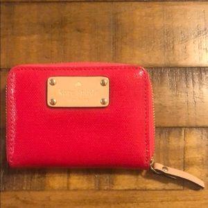 Kate Spade ZIP Coin Wallet
